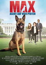 Max - Agent auf vier Pfoten - Poster