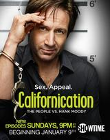 Californication - Staffel 4 - Poster
