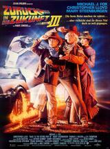 Zurück in die Zukunft III - Poster