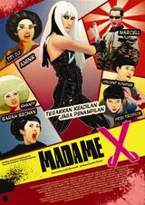 Madame X - Poster