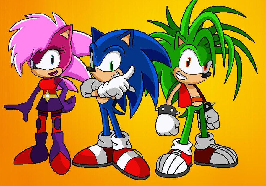Sonic Serien Stream