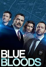 Blue Bloods - Crime Scene New York - Staffel 9 - Poster
