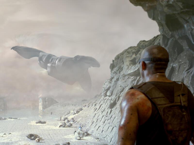 Riddick Krieger Der Finsternis Stream Deutsch