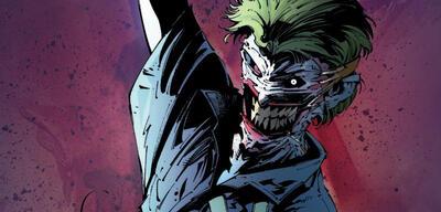 Der Joker in den Comics