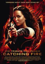 Die Tribute von Panem - Catching Fire - Poster