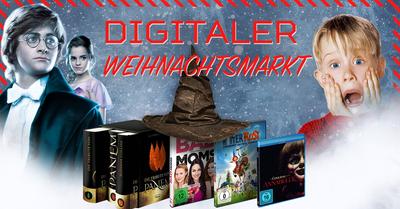 Digitaler Weihnachtsmarkt 2018