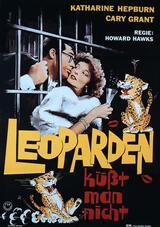 Leoparden küsst man nicht - Poster