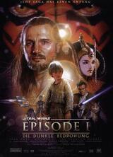 Star Wars: Episode I - Die dunkle Bedrohung - Poster