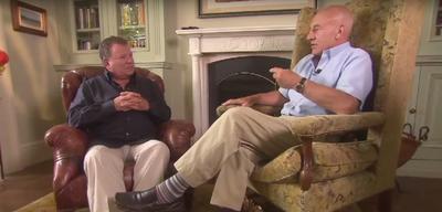 Kapitäne unter sich: William Shatner und Patrick Stewart