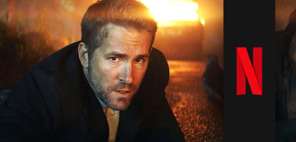 Netflix explodiert: Trailer zu 6 Underground mit Deadpool-Star Ryan Reynolds