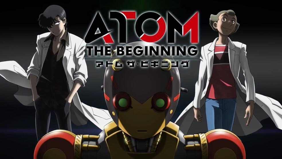 Atom: The Beginning, Atom: The Beginning - Staffel 1