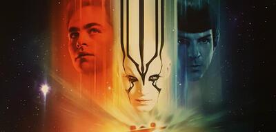 Star Trek Beyond, mit Christ Pine, Sofia Boutella & Zachary Quinto