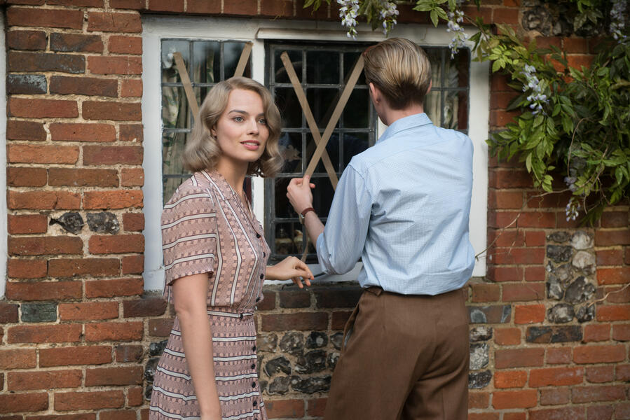 Goodbye Christopher Robin mit Margot Robbie