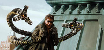 Doc Ock (Alfred Molina) in Spider-Man 2