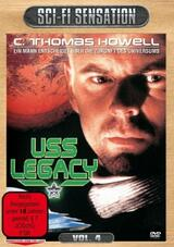 USS Legacy - Poster