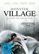 Monster Village - Das Dorf der Verfluchten - Poster