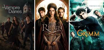 Bild zu:  Alle Serien, die bereits abgesetzt wurden