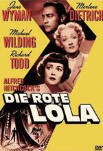 Die rote Lola Poster