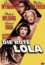 Die rote Lola - Poster