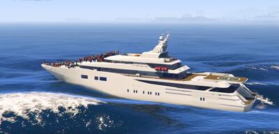 Wird diese GTA 5-Yacht untergehen?