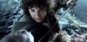 Der Herr der Ringe: Frodo und Gollum