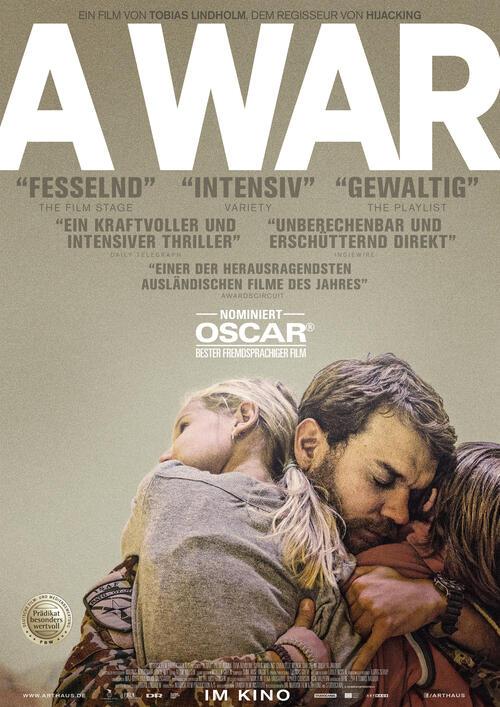 Kritiken & Kommentare zu A War | Moviepilot de