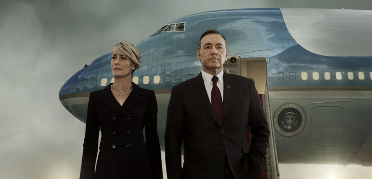 House Of Cards Staffel 4 Netflix Deutschland