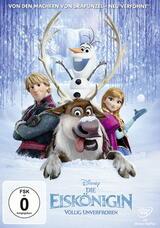 Die Eiskönigin - Völlig unverfroren - Poster