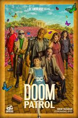 Doom Patrol - Staffel 2 - Poster