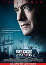 Bridge of Spies - Der Unterhändler - Poster