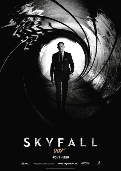 James Bond 007 Skyfall Stream