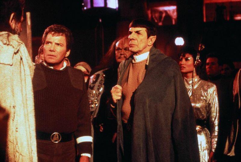 Star Trek V: Am Rande Des Universums Besetzung