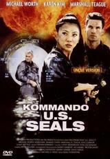 Kommando U.S. Seals II - Poster