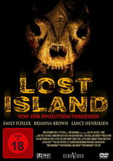 Lost Island - Von der Evolution vergessen - Poster