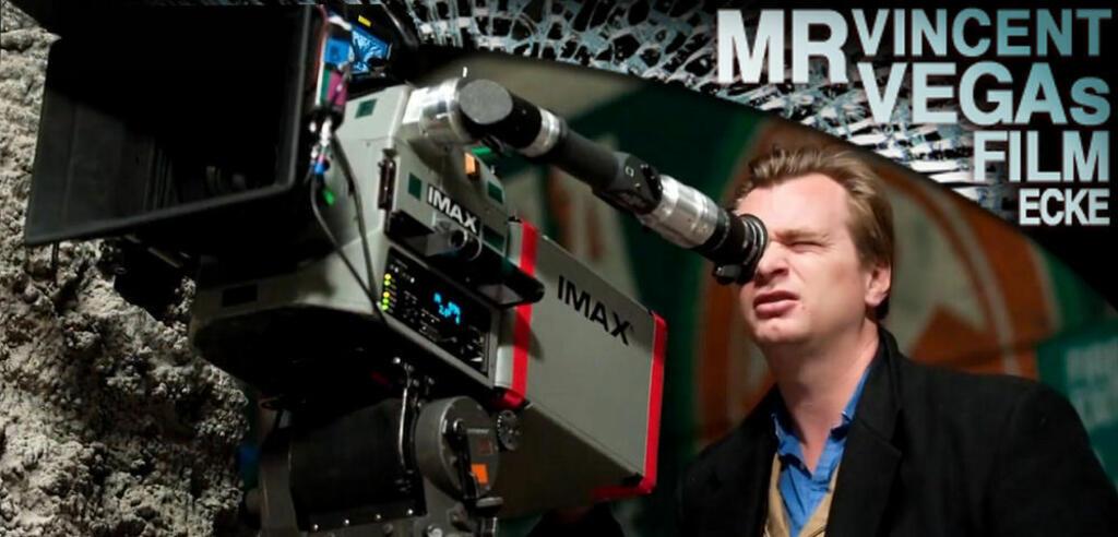Christopher Nolan und Kamera