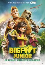 Bigfoot Junior 2 - Ein tierisch verrückter Familientrip