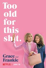 Grace and Frankie - Staffel 5 - Poster