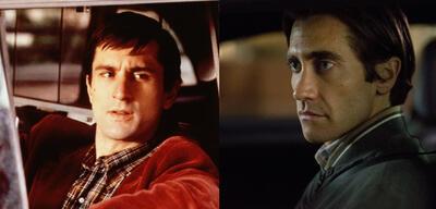 Taxi Driver Travis Bickle und Nightcrawler Lou Bloom