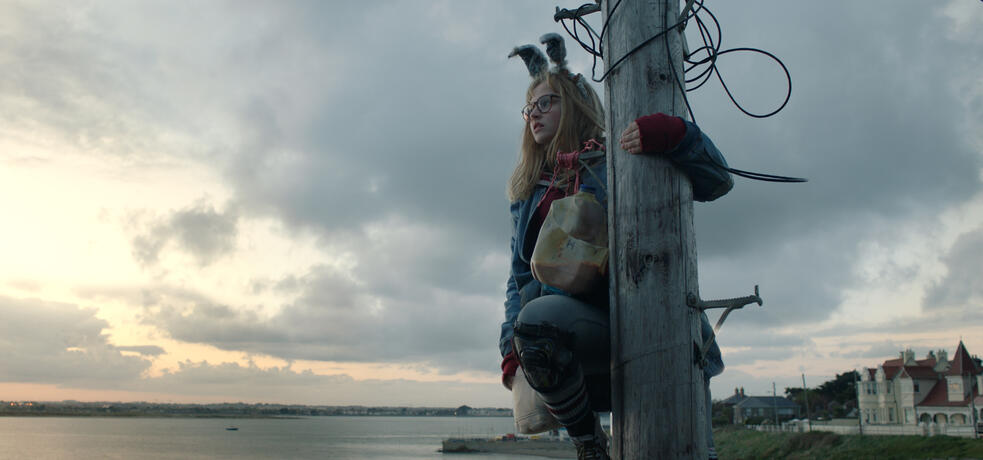 I Kill Giants mit Madison Wolfe