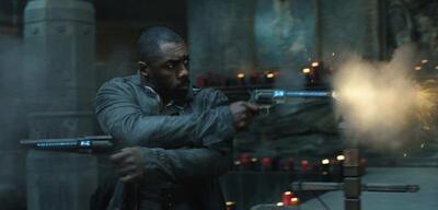 Matthew McConaughey und Idris Elba in Der Dunkle Turm