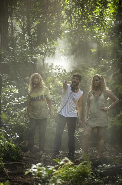 Snatched mit Goldie Hawn, Amy Schumer und Óscar Jaenada