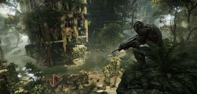 Die Crysis_Reihe gehört zu den grafisch eindrucksvollsten Spielen.