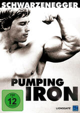 Pumping Iron - Poster