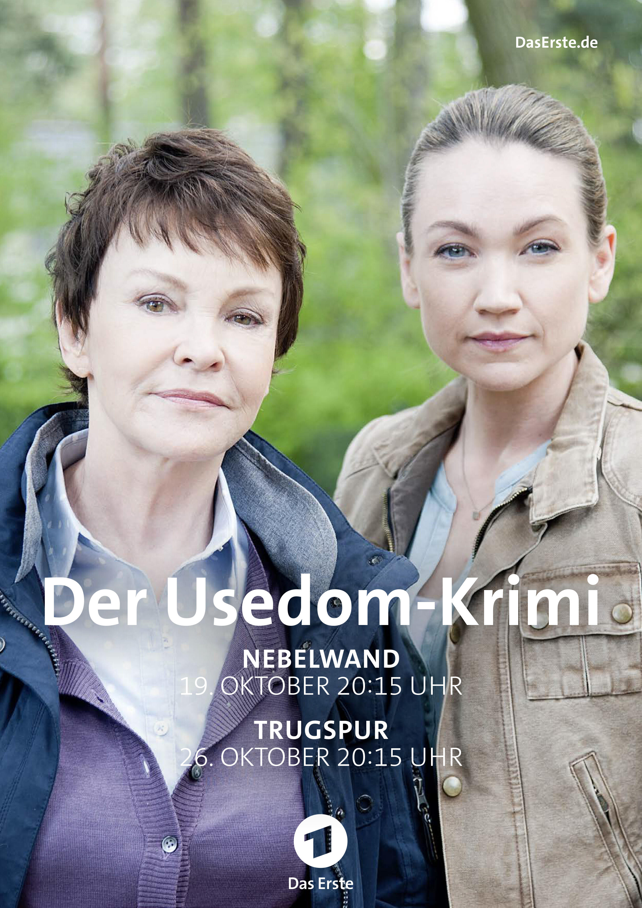 Trugspur Der Usedom Krimi