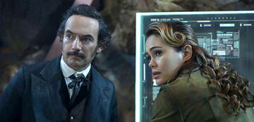 Poe und seine neue Freundin Dig 301.