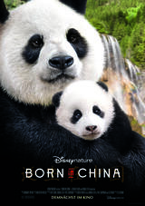 Born in China - Poster