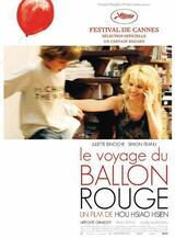 Die Reise des roten Ballons - Poster