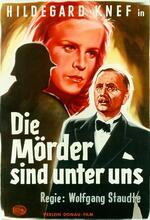 Die Mörder sind unter uns Poster