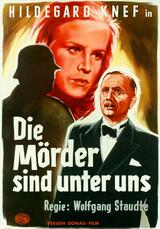 Die Mörder sind unter uns - Poster