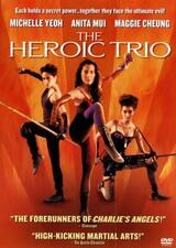Heroic Trio - Poster